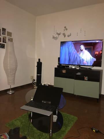 Chambre près du luxembourg - Aubange - 公寓