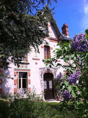 Maison de vacances 4 étoiles Langeac Auvergne - Langeac - Huis