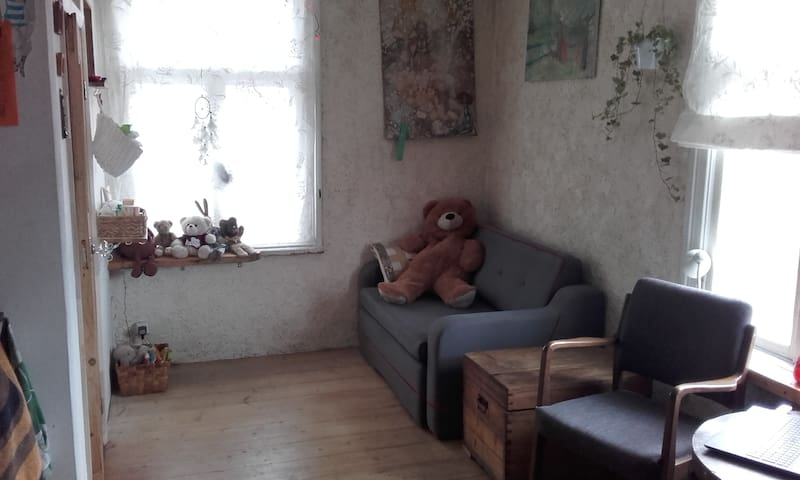 Cozy little studio apartment near the city center - Tartu - Departamento