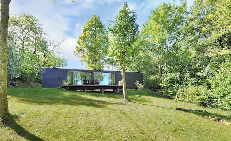 Sommerhus med unik natur tæt ved Aarhus... - Malling - 小木屋