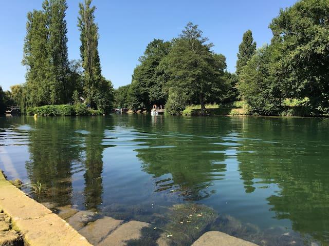 Maison proche Jarnac et Charente - Gondeville