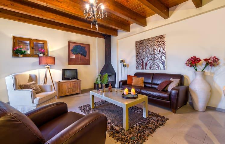 Apirathes Country House - Zourva - Villa