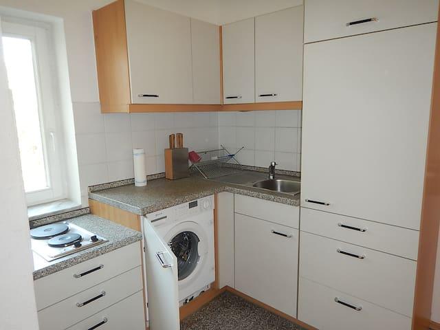 Nice small apartment in the center of Heidelberg - Heidelberg - Leilighet