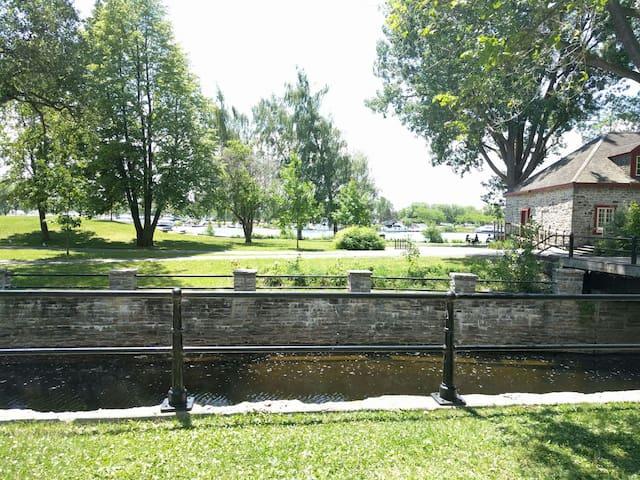 Beau Condo Sur Le Canal Lachine - Montréal - Daire
