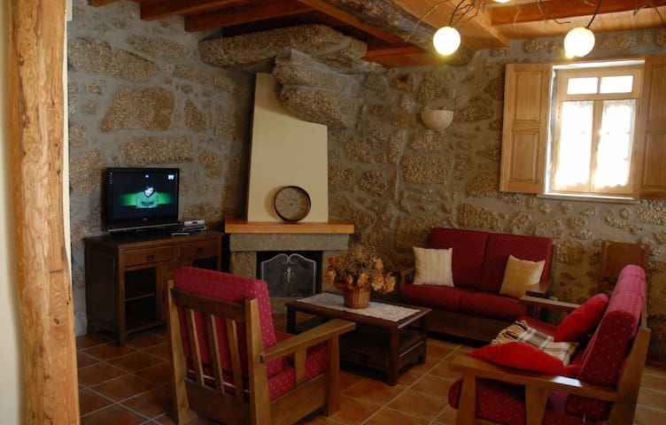 Bent Villa, Seia, Serra da Estrela - Sabugueiro - Hus