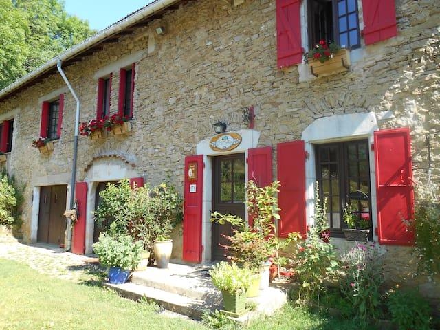 Bienvenue au Gîte (loup) Montjoie  - La Chapelle-en-Vercors - Apartamento