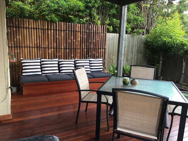 Beautiful and quiet townhouse, close to everything - Nundah - Rivitalo