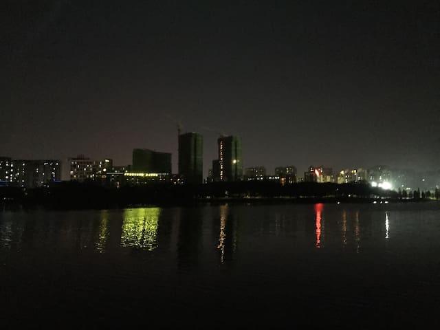 松山湖两居室靠近华为 - 广东 - Hus