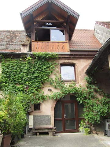 Cozy House on the Wine Road - Alsace (2-5 pers) - Nothalten - Hus