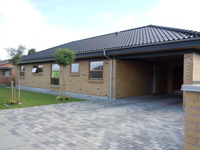 Familyfriendly house in quiet area - Horsens - Hus