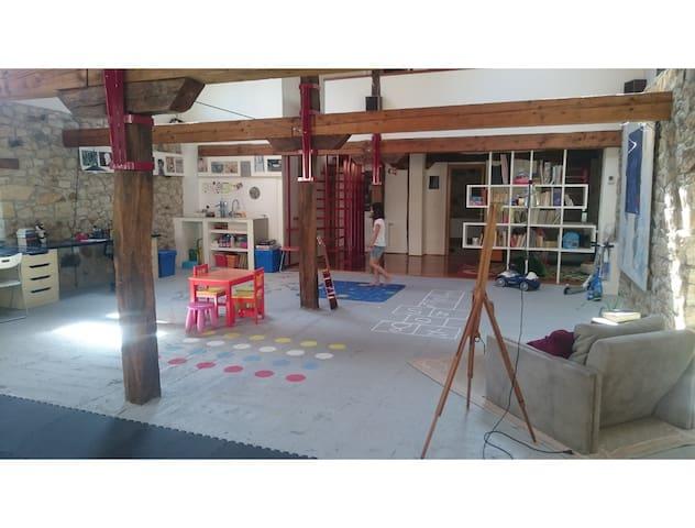 Amazing interior space - Cantabria - Casa