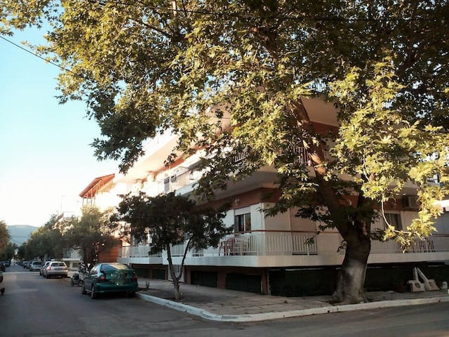Asprovalta,Apartments Pantazis,cozy,fully equipped - Asprovalta - Daire