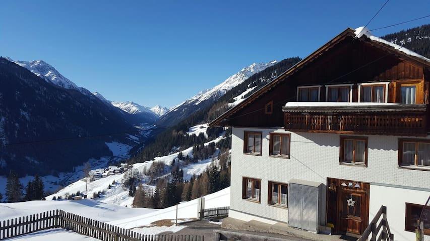 Holiday house Oberhaus - Kappl - House