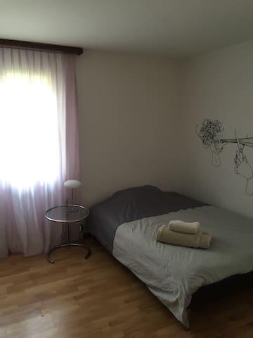 Cosy room near Lucerne - Ebikon - Apartment