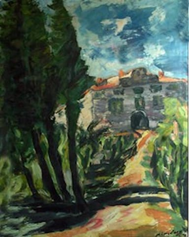 Casa Padronale nel Chianti - Bucine - Lägenhet