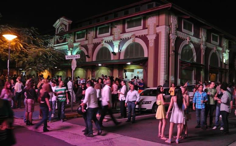 Placita de Santurce Foodie/Nightlife Pad - San Juan - Daire