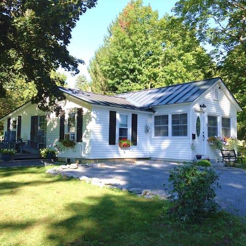 The Little House Vermont - Brandon - Huis