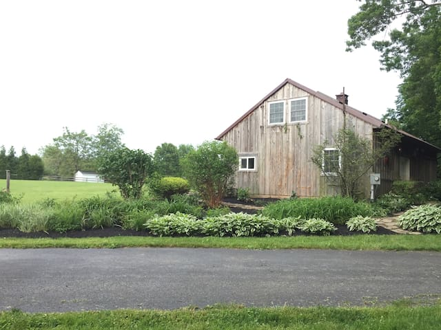 """""""Hickory House"""" Country Cottage on 5 acres - Woodbine"""