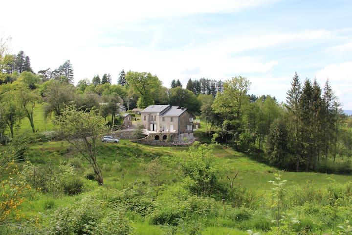 Jolie maison de campagne, au coeur de la nature - La Salvetat-sur-Agout - Daire