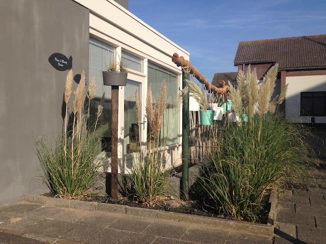 Place2BEach-House+P+WiFi+Strand - Noordwijk - Hus