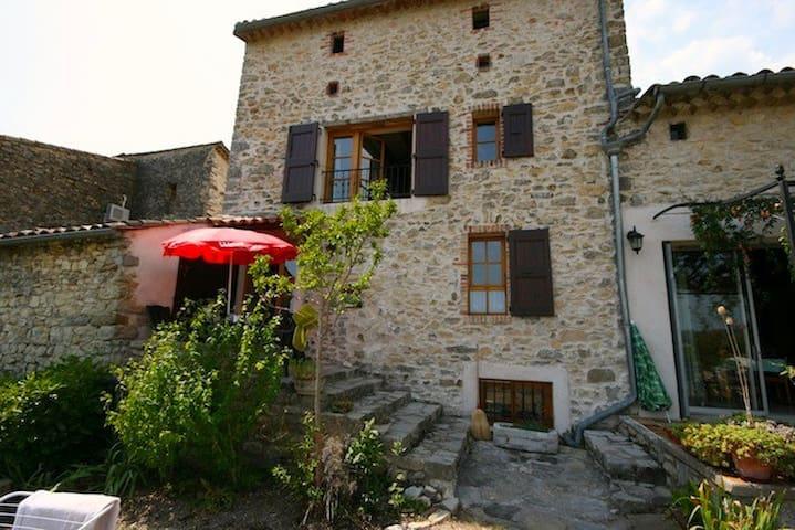 Tour Gardon, Mas des Tours - Anduze - Appartement