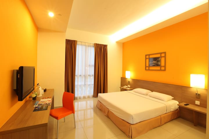 Sunway Lost World Hotel - Ipoh - Boutique-hotell