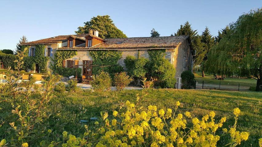 The perfect Dordogne holiday home near Eymet - Eymet - Ev