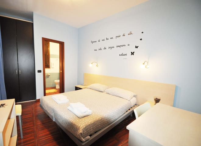 Bed & Breakfast Santa Lucia Caltanissetta - Caltanissetta - Leilighet