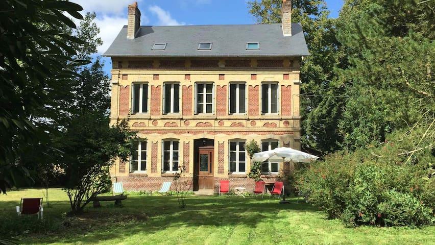 Maison de Charme en Normandie - Vibeuf - Ev