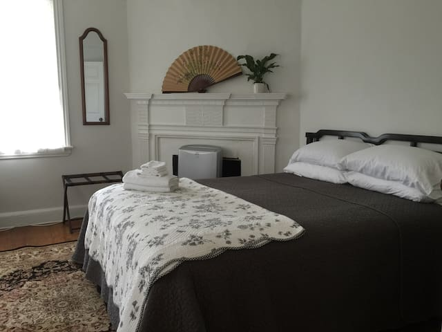 Rm202 Queen bedroom with breakfast - Philadelphie - Bed & Breakfast