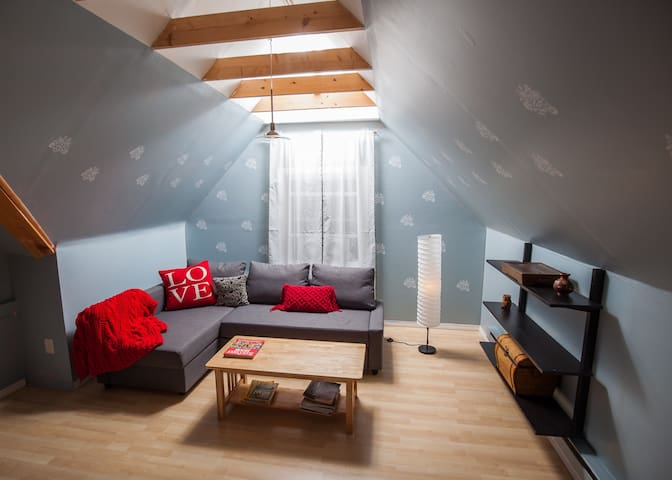 Peaceful family friendly 1BR in Arlington Heights - Boston - Appartement