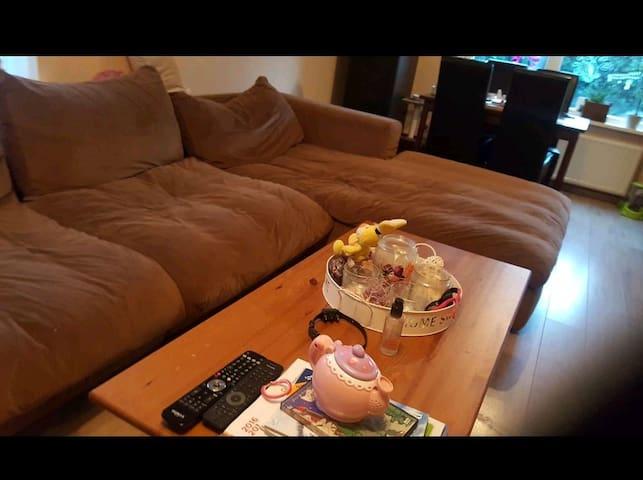 Gezellig appartement - Kerkrade - Departamento