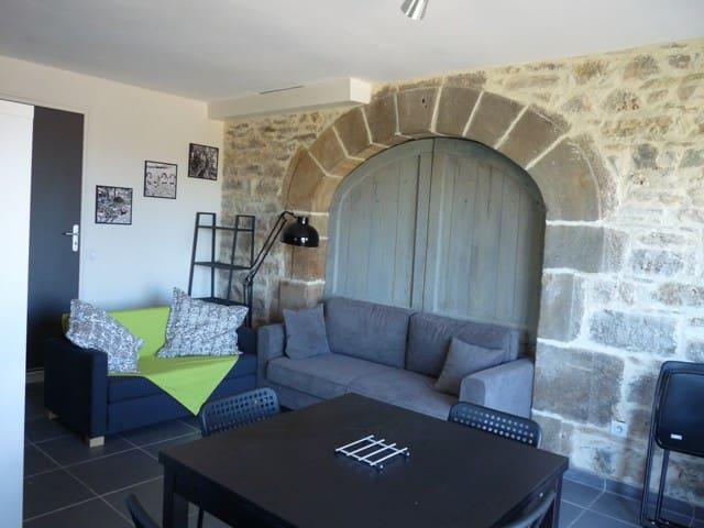 Gîte à la ferme de Mirande proche de Rocamadour - Queyssac-les-Vignes - Квартира