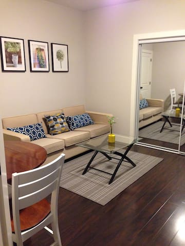 New quiet and private suite - Richmond