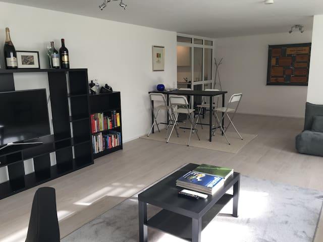 Stilvoll eingerichtetes Apartment - Bad Honnef - Daire