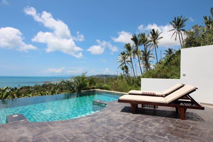 2 pièces piscine privative !!!!! - Ko Samui - Apartamento