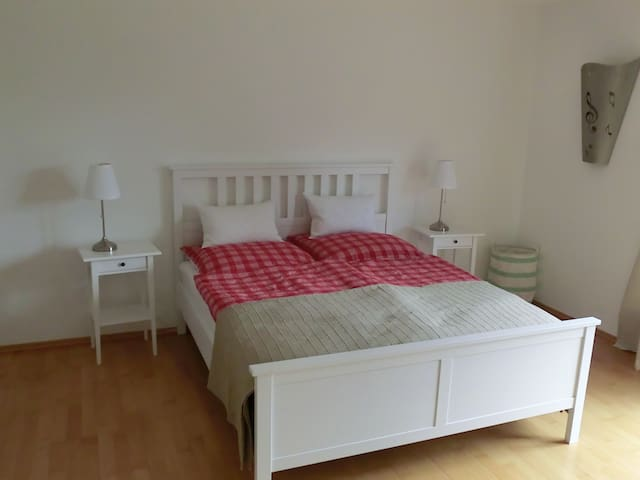 Appartment Mozart Bayreuth - Bayreuth - Daire
