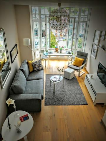 LUARCA Asturias ,  Valdes  Costa verde - Comarca Vaqueira - Appartement