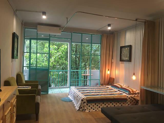 Studio apartment in SG very center - Ho Chi Minh City - Apartmen