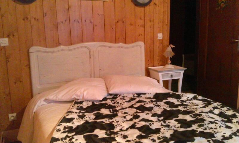 """Chalet/Hôtel de Famille """"LA VALLEE"""" - Xonrupt-Longemer - Bed & Breakfast"""