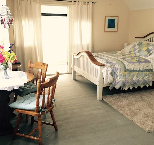 sea view room fully self contained - Selsey - Casa