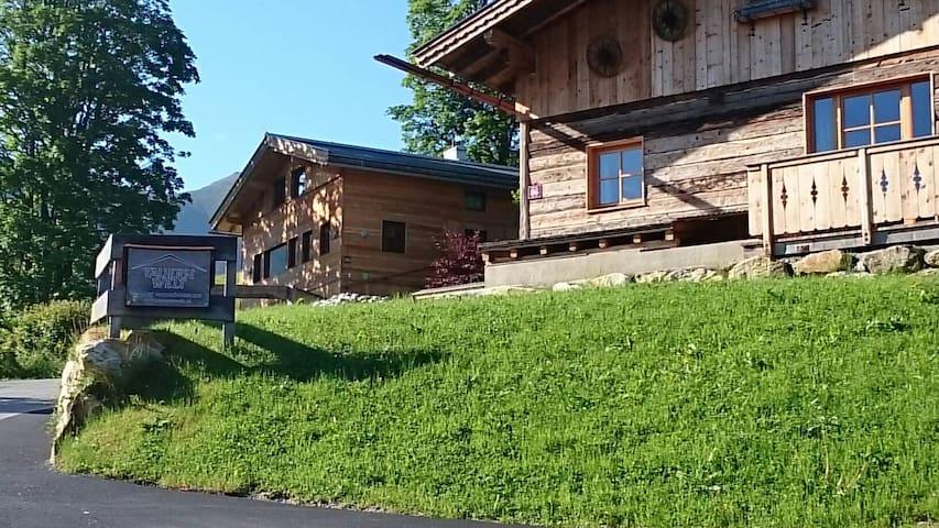 Tauernwelt-Chalet Klingspitz - Maria Alm - Skjul