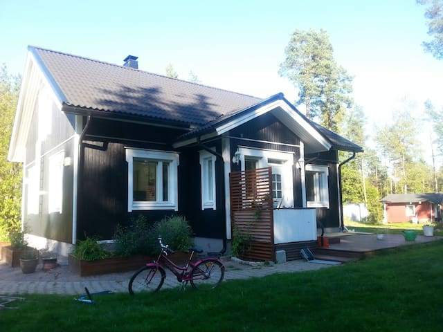Cosy house near outstanding nature - Espoo - House