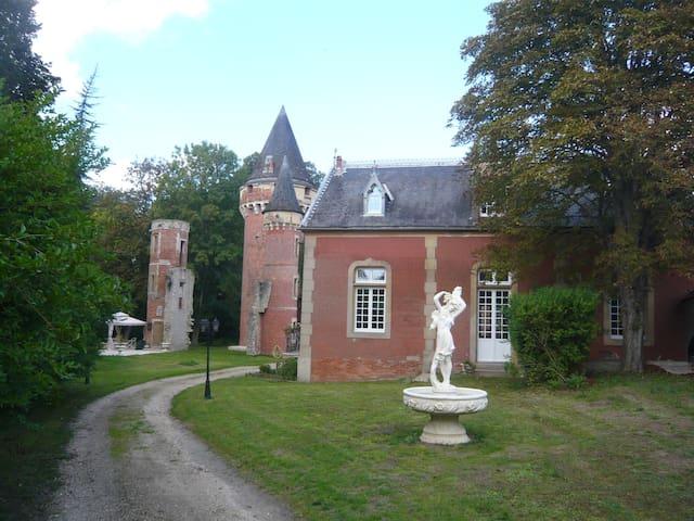 LA DEMEURE DE LA JUINE - Morigny-Champigny