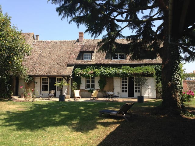 Maison de charme - Havelu - Casa