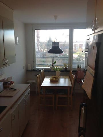 Beautiful rooms in South Central Lund - Lund - Departamento