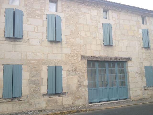 Charmante Maison de vacances - Courcoury - Vila