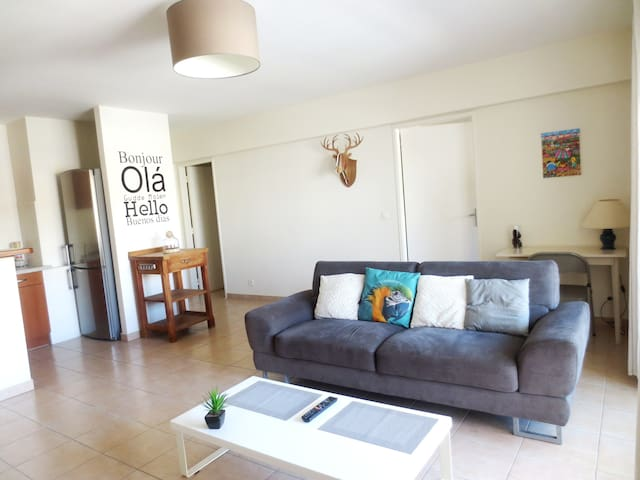 Modern and very central appartement - Noumea