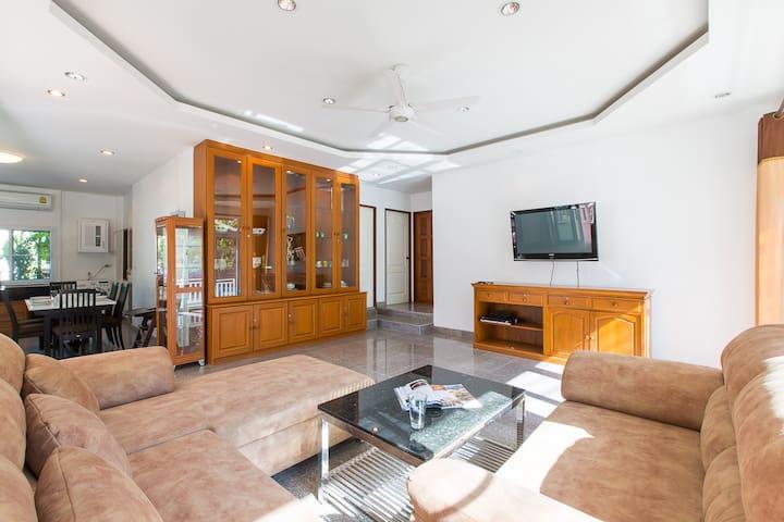 HUA HIN New private salt water pool - Хуахин - Дом