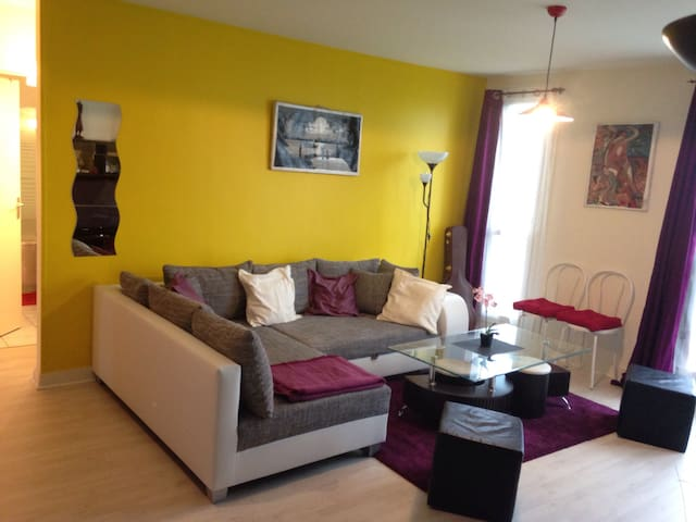Joli appartement proche de Paris - Les Ulis - Wohnung